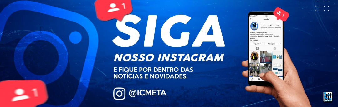 PÁGINA DO INSTAGRAM